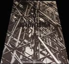 Joy Division Vintage Anonymous Records Promo Poster for An Ideal for living EP is superb condition